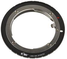 Kiwi Mount Adapter - Nikon G Lens - Canon EOS Camera LMA-NK(G)_EOS