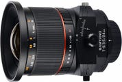 Samyang 24mm f/3.5 Tilt & Shift Lens for Nikon AE Full Frame