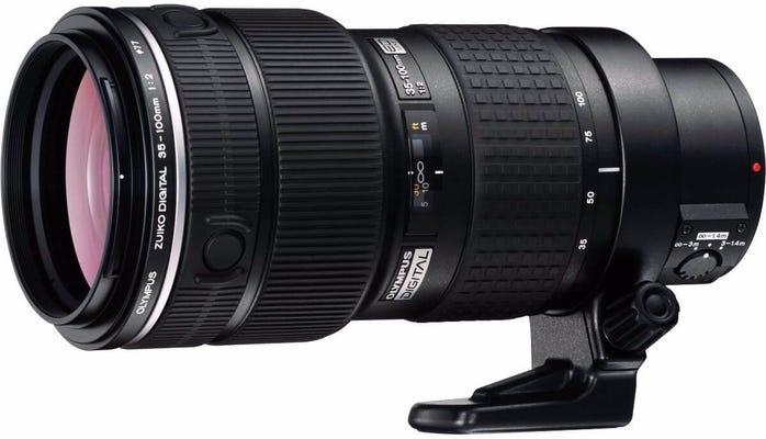 Olympus 35-100mm f/2.0 Telephoto 4/3rd Lens