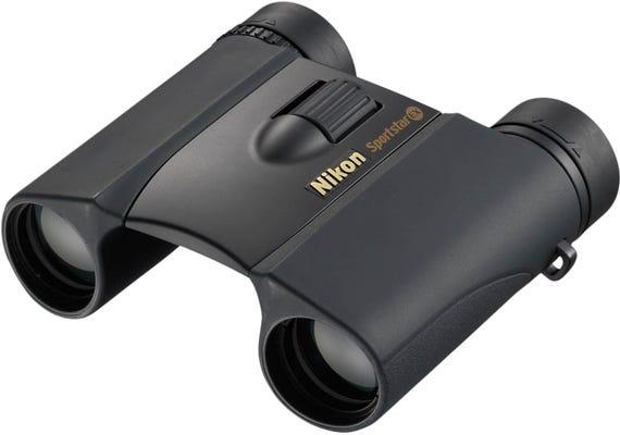 Nikon Sportstar EX 8x25 D CF Grey Binoculars