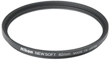 Nikon 62mm Soft Focus Filter