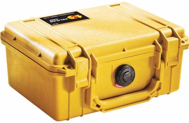 Pelican 1150 Yellow Case