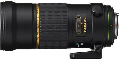 Pentax DA 300mm f/4 ED IF SDM Telephoto Lens
