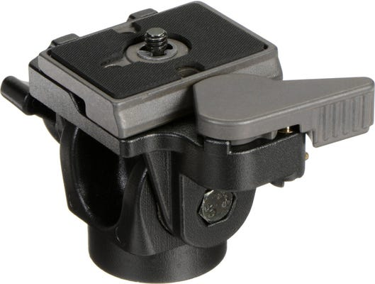 Manfrotto 234RC Monopod Head with 200PL Quick Release Plate