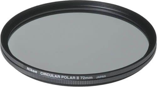 Nikon 72mm Series II Circular Polariser Filter