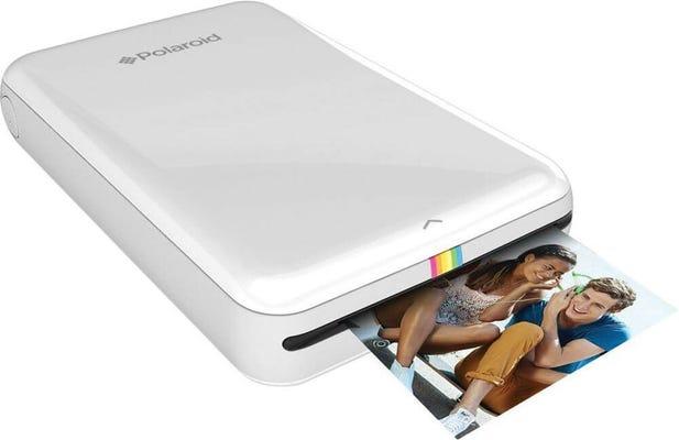 Polaroid ZIP Mobile Instant Printer - White (Android & iOS)