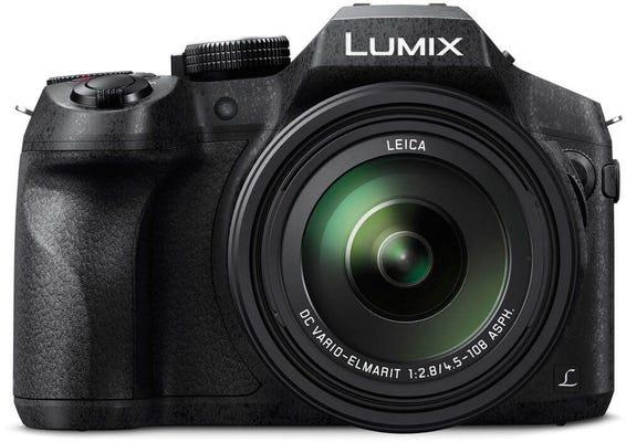Panasonic FZ300 Black Digital Compact Camera