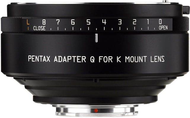 Pentax Q to K Mount Adaptor