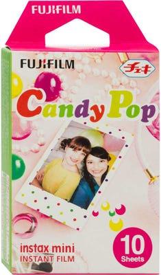 Fujifilm Instax Mini - Candy Pop Instant Film (10 Sheets)