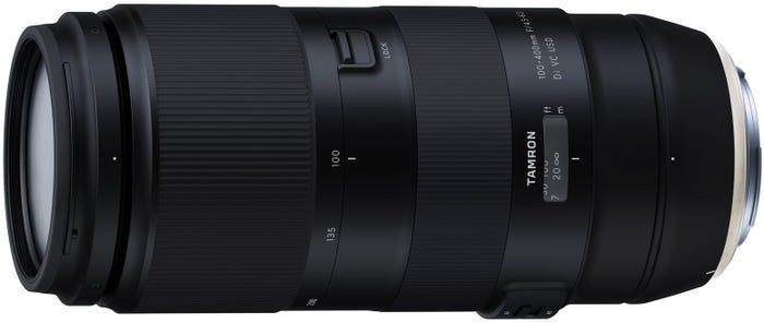 Tamron 100-400mm f/4.5-6.3 Di VC USD Lens - Canon