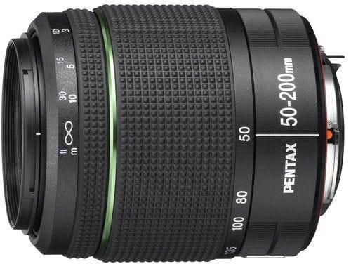Pentax DA 50-200mm f/4-5.6 ED WR Telephoto Lens