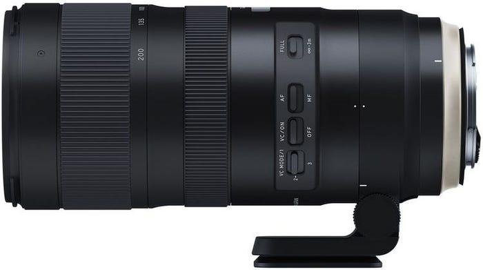Tamron SP 70-200mm f/2.8 Di VC USD G2 Lens - Nikon