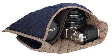 Olympus CS-43 Quilted Camera Case