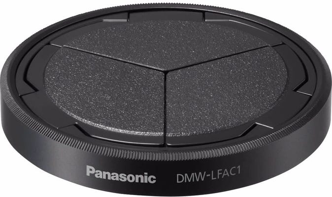 Panasonic Retractable Lens Cap for LX100