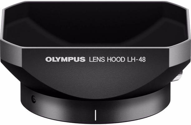 Olympus LH-48 Black Lens Hood