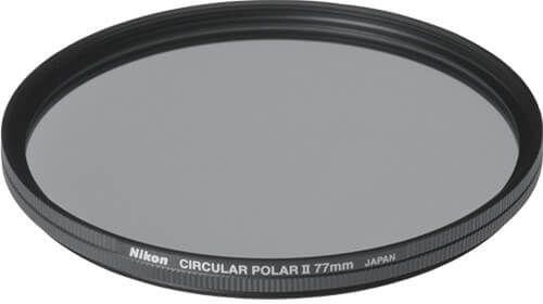Nikon 77mm Series II Circular Polariser Filter