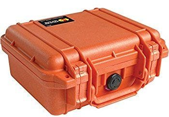 Pelican 1400 Orange Case
