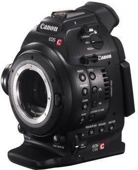 Canon C100DAF Digital Video Camera