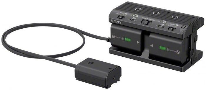 Sony NPAMQZ1K Z Series Multi Battery Adapter Kit