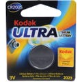 Kodak Ultra CR2025 3V Lithium Battery