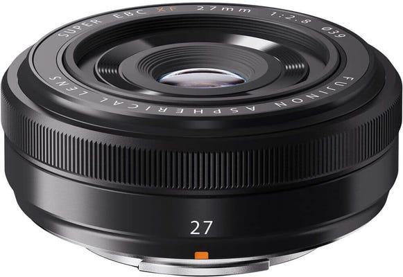 Fujifilm XF 27mm f2.8 X Series Pancake Lens