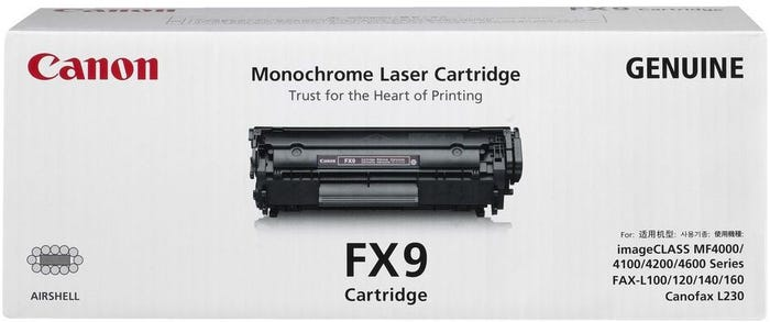 Canon FX9 Laser Toner Cartridge
