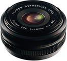 Fujifilm XF 18mm f/2 R Pancake Lens