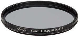 Canon 58PLCB Circular Polarizing Filter