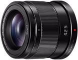 Panasonic Lumix G 42.5mm f/1.7 Black Portrait Lens