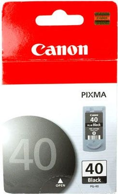 Canon PG40 Pigment Black Cartridge