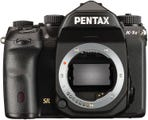 Pentax K-1 Mark II Black Body Digital SLR Camera