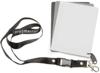 ProMaster 3-in-1 Exposure Set