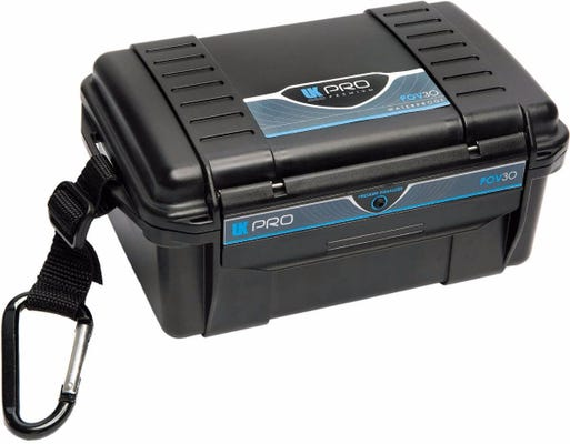 UKPro POV30 Waterproof Hard Case - Black