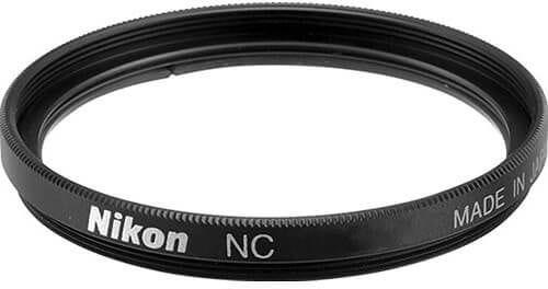 Nikon 58mm NC Filter