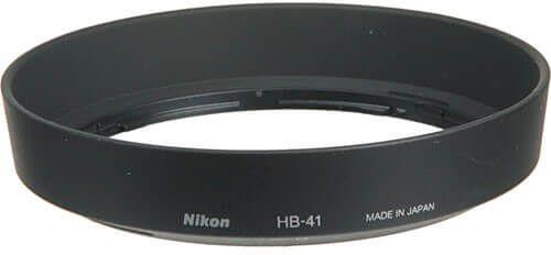 Nikon HB-41 77mm Bayonet Lens Hood