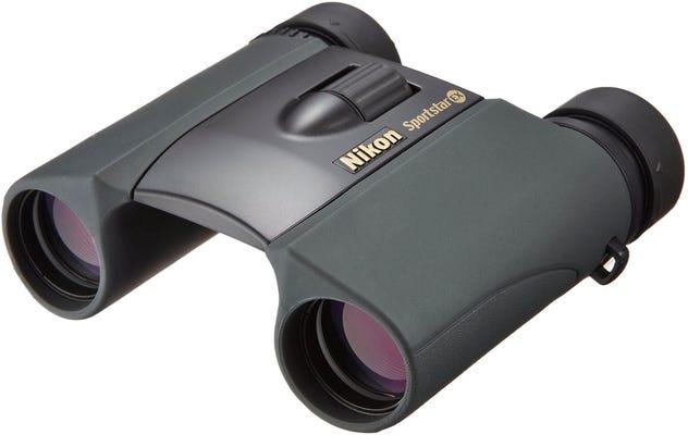 Nikon Sportstar 10x25 D CF Binoculars