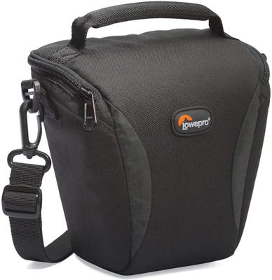 Lowepro Format TLZ 20 Toploading Shoulder Bag - Black