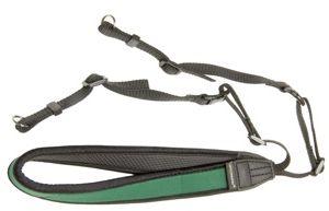 ProMaster Cushion Neoprene Strap QR - Green