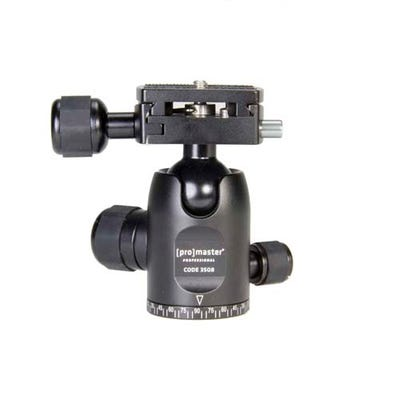 ProMaster Ball Head - BS-08 Professional with Quick Release Plate