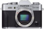 FujiFilm X-T20 Silver Body Compact System Camera