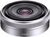 Sony NEX 16mm f/2.8 Wide Angle Lens