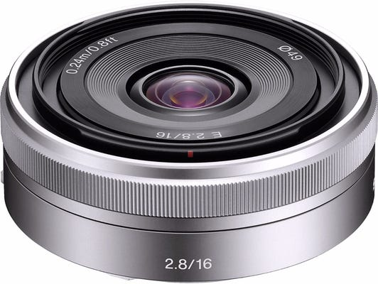 Sony NEX 16mm f/2.8 Wide Angle Lens