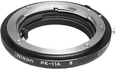 Nikon PK-11A Extension Tubes