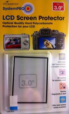 "ProMaster Hard LCD Screen Protector 3"""