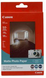 Canon MP-1014X6 120 Sheets, 170gsm Matte Photo Paper