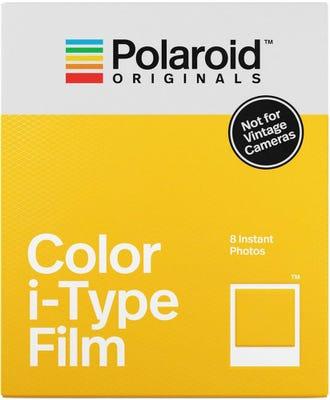 Polaroid Originals Colour i-Type - Instant Film (8 Exposures)