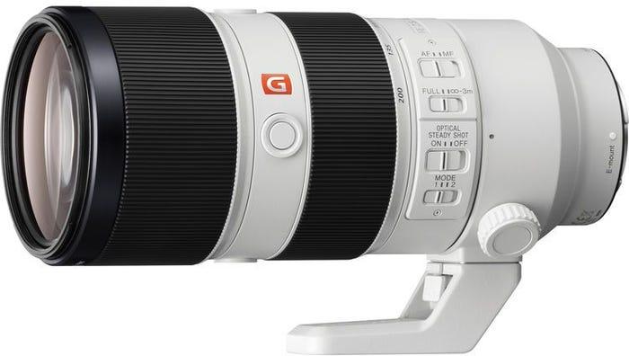 Sony FE 70-200mm f/2.8 GM Telephoto Lens