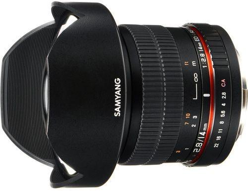 Samyang 14mm f/2.8 UMC II - Canon EOS Full Frame