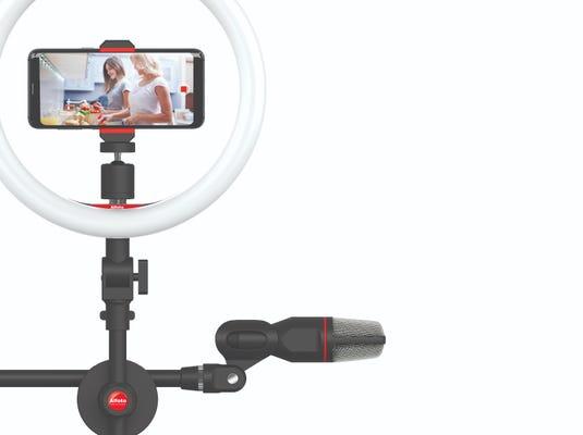 Alfoto AF-99 Vloggers Video Kit - Directors Home Studio