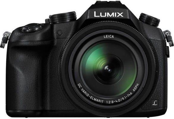 Panasonic DMC-FZ1000 Black Digital Compact Camera
